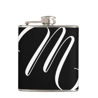 Petaca Frasco del monograma M