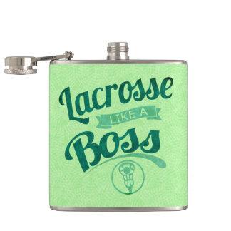 Petaca LaCrosse como Boss