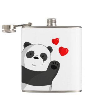 Petaca Panda linda