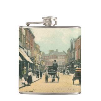 Petaca Peaje Gavel, 1900) frascos de la cadera de