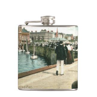 Petaca Pier del norte, 1905) frascos de la cadera de