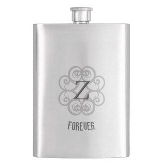 Petaca Plantilla para siempre personalizada Z-Con