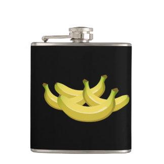 Petaca Plátano de la comida de la interferencia