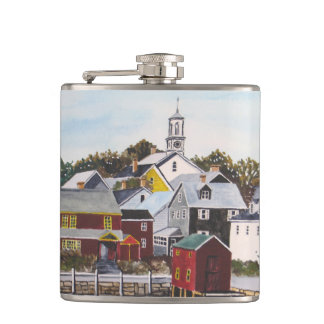 Petaca Puerto New Hampshire de Portsmouth