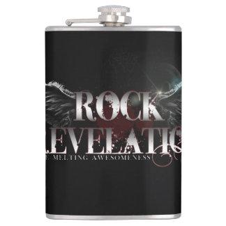Petaca Rev Flask de la roca