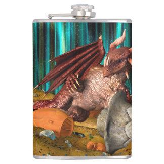 Petaca Tesoro del dragón
