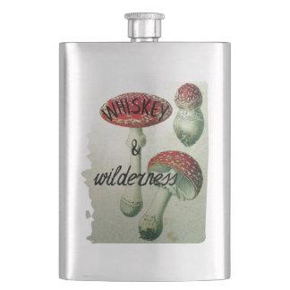 Petaca Toadstool del whisky y del desierto