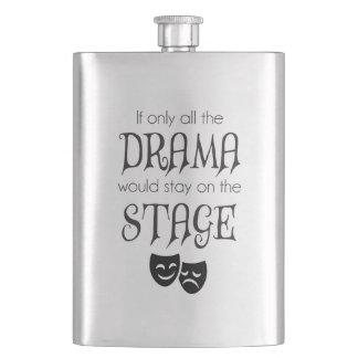 Petaca Todo el frasco del drama