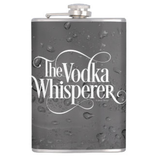 Petaca Whisperer de la vodka