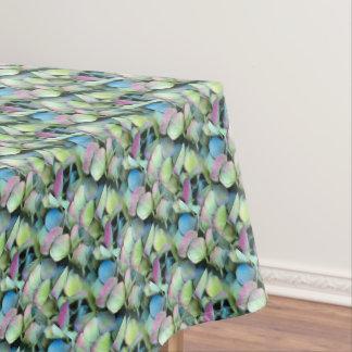Pétalos multicolores del HYDRANGEA --- IMPRESIÓN Mantel