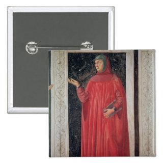 Petrarch   de la serie de Carducci del chalet Chapa Cuadrada 5 Cm