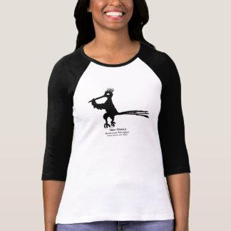 Petroglifo, correcaminos de New México Camisetas
