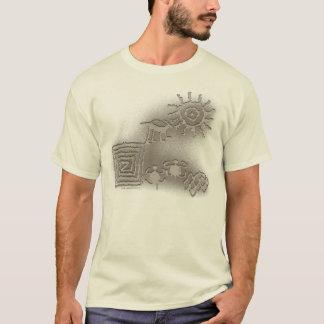 Petroglifos del sudoeste camiseta