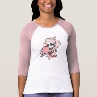 Petunia la camiseta dulce del béisbol del payaso