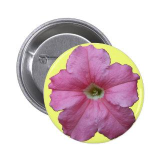 Petunia rosada pin