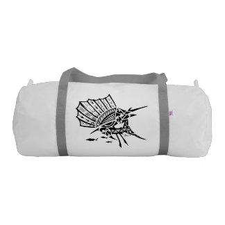 Pez volador bolsa de deporte