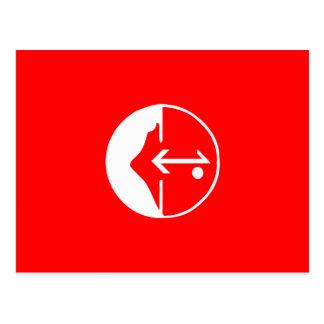 Pflp, bandera política de Colombia Postal