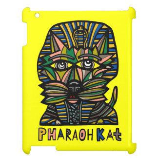 """""""Pharaoh Kat"""" caso del iPad de 631 artes"""