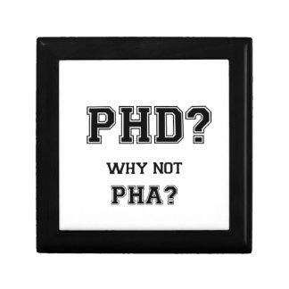 ¿PhD? ¿Por qué no PhA? Padre del asiático de las Caja De Regalo