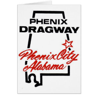phenix Dragway Felicitación