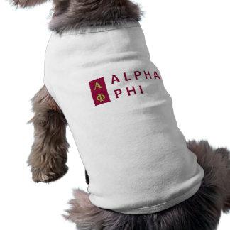 Phi alfa el | apilado