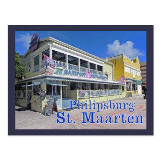 Philipsburg - St. Maarten - postal