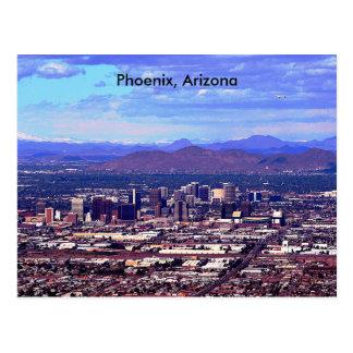 Phoenix, Arizona Skycape en d3ia Postal