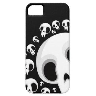 Phone- Skull iPhone 5 Funda