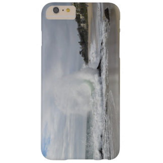 Phonecase con la onda de estallido funda barely there iPhone 6 plus