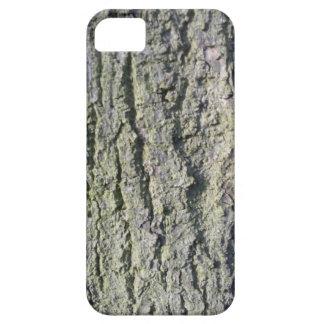 Phonecase de la corteza de árbol funda para iPhone SE/5/5s