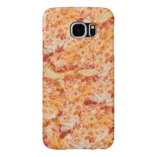 Phonecase de la galaxia 6 de Samsung de la pizza Fundas Samsung Galaxy S6