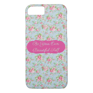 PhoneCase floral Funda iPhone 7