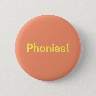 ¡Phonies! Botón