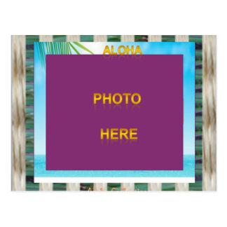 ~ PhotoCard de la hawaiana Postal