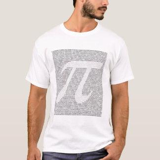 """¡""""Pi"""" - arte del número de 5000 dígitos! ¡ROPA! Camiseta"""