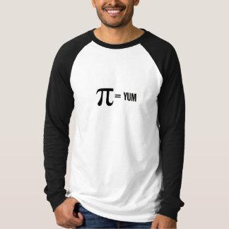 Pi=Yum Camisetas