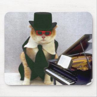 Piano Man Alfombrilla De Ratón