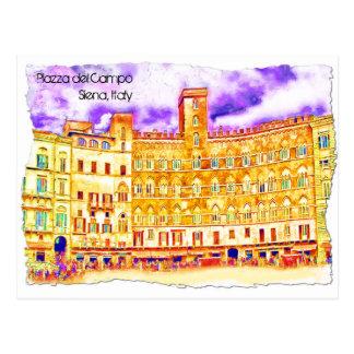 Piazza del Campo Postal