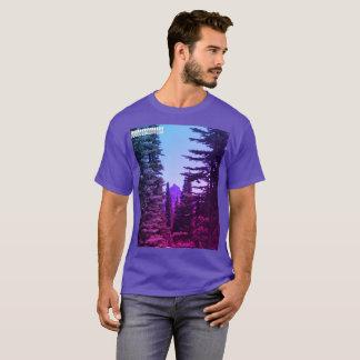 Pico del pináculo camiseta