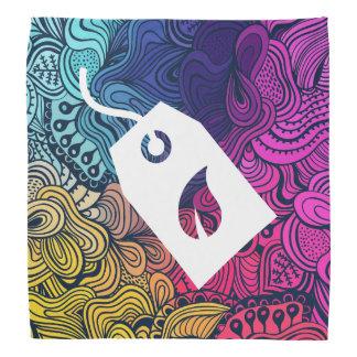 Pictograma ecológico de las cajas bandana