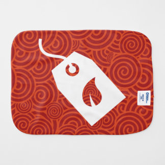 Pictograma ecológico de las cajas paños para bebé