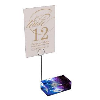 Pictograma ecológico de las cajas soportes de tarjeta de mesa
