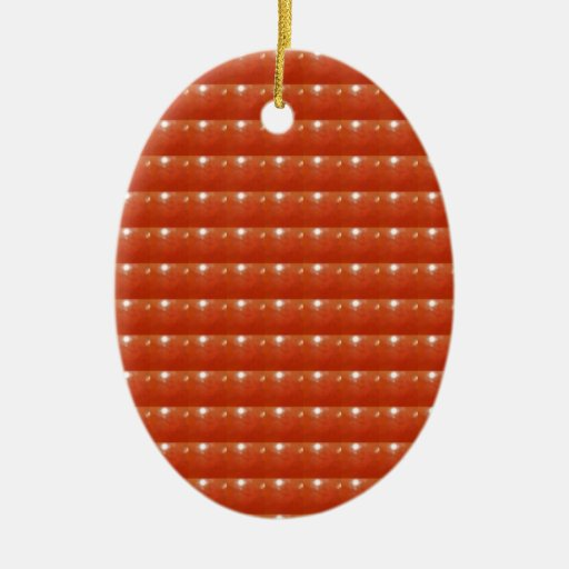 Piedra cristalina ROJA: PARED ANTIGUA del TEMPLO d Adornos De Navidad