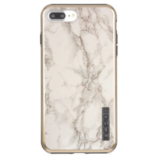 Piedra de mármol funda DualPro shine de incipio para iPhone 7 plus