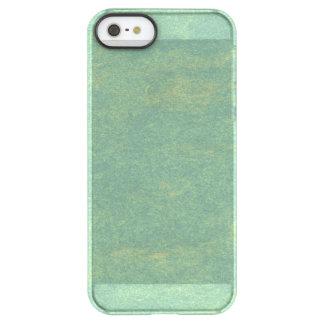Piedra de mármol verde funda permafrost® para iPhone SE/5/5s