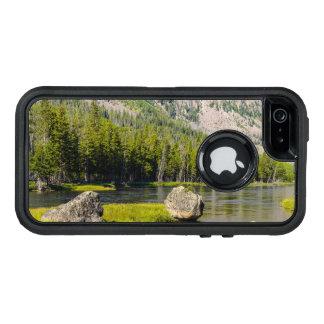 Piedra en el río de Madison Funda OtterBox Defender Para iPhone 5