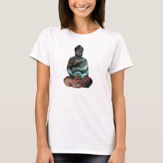 Piedra preciosa Buda Camiseta