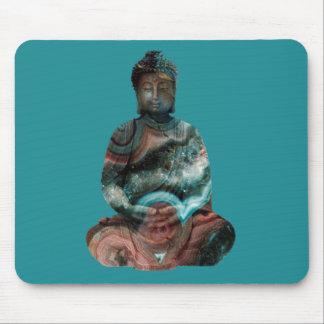 Piedra preciosa Buda Mousepad Alfombrilla De Ratón