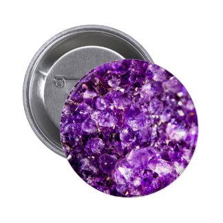 Piedra violeta pins