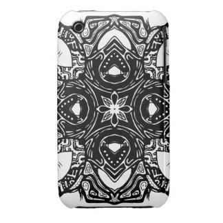 Piel animal - funda protectora del iPhone 3